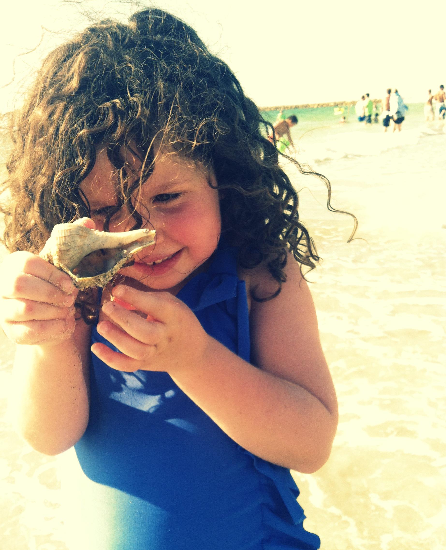Emily Beach Crab