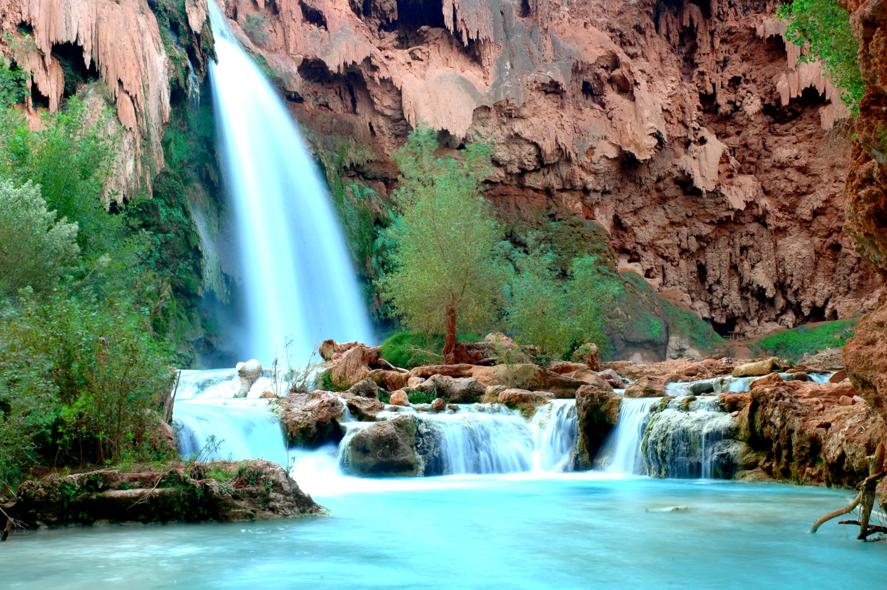 Ron Havasu Falls