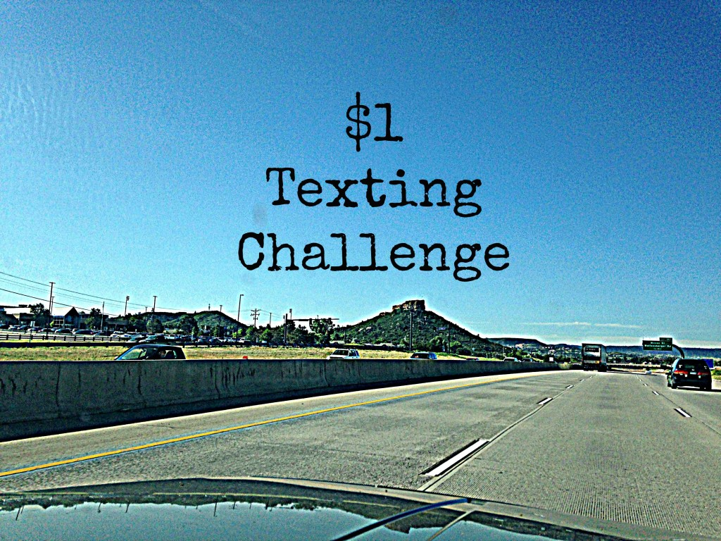 $1 Texting Challenge